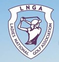 Ladies National Golf Association logo